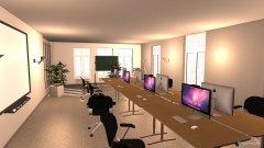 Raumgestaltung webapps - 2019 - Tafelrunde in der Kategorie Büro