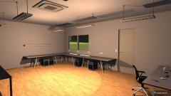 Raumgestaltung Werkstatt in der Kategorie Büro