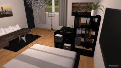 Raumgestaltung Wohnung Bochum Backup in der Kategorie Büro
