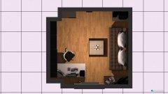 Raumgestaltung Wohnung-WNK - Kabinett in der Kategorie Büro
