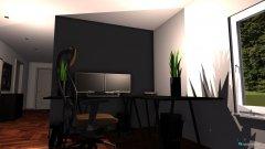 Raumgestaltung wohnung4 in der Kategorie Büro