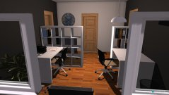 Raumgestaltung Wohnung in der Kategorie Büro