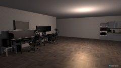Raumgestaltung wohnzimmer in der Kategorie Büro