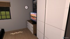 Raumgestaltung Zimmer 2 in der Kategorie Büro