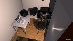 Raumgestaltung Zimmer Andino in der Kategorie Büro