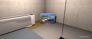 Raumgestaltung Zimmer oben in der Kategorie Büro