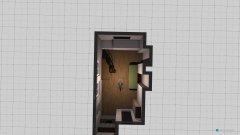 Raumgestaltung Zimmer unten in der Kategorie Büro