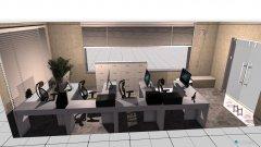 Raumgestaltung ห้องทำงาน in der Kategorie Büro