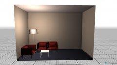 Raumgestaltung Bewerberlounge in der Kategorie Empfang