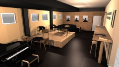 Raumgestaltung Bühne8 - sommerlich in der Kategorie Empfang