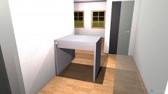 Raumgestaltung Büro Vorraum in der Kategorie Empfang