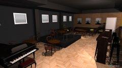 Raumgestaltung Clubraum in der Kategorie Empfang