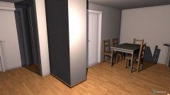 Raumgestaltung Dojo Vorderbereich in der Kategorie Empfang