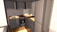 Raumgestaltung EG Schwepp Küche mit L in der Kategorie Empfang