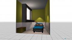Raumgestaltung Einfahrt in der Kategorie Empfang