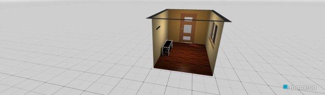Raumgestaltung Entwurf I in der Kategorie Empfang