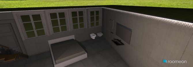 Raumgestaltung Erdgeschoss-3 in der Kategorie Empfang