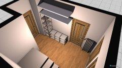 Raumgestaltung Flur Haus in der Kategorie Empfang