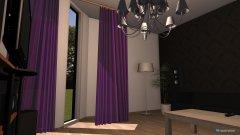 Raumgestaltung Gästezimmer in der Kategorie Empfang
