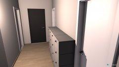 Raumgestaltung garderobe in der Kategorie Empfang