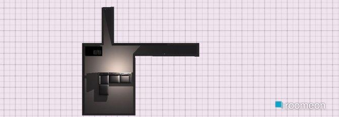 Raumgestaltung Grundriss in der Kategorie Empfang
