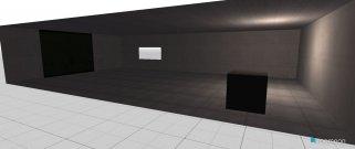 Raumgestaltung Halle in der Kategorie Empfang