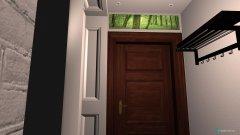 Raumgestaltung Hallway in der Kategorie Empfang