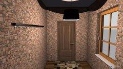 Raumgestaltung Haus eingang in der Kategorie Empfang