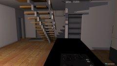 Raumgestaltung Haus_9x8+25Wohnzimmer_23_02_2017_küche_gedreht in der Kategorie Empfang