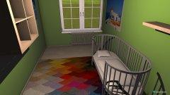 Raumgestaltung Kinderzimmer in der Kategorie Empfang