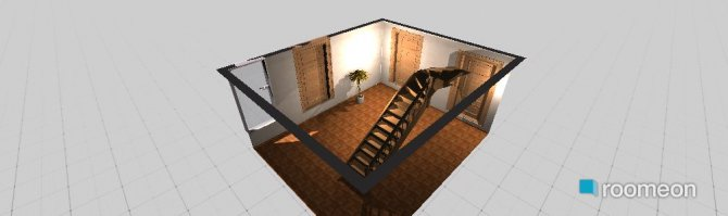 Raumgestaltung Konstantinovska 10 entrance in der Kategorie Empfang
