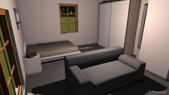 Raumgestaltung lilie2 in der Kategorie Empfang