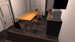 Raumgestaltung lobby 1er piso in der Kategorie Empfang
