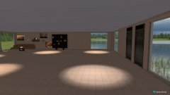 Raumgestaltung Lounge und Eingang Neutrall  in der Kategorie Empfang