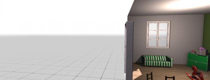 Raumgestaltung Minizimmer in der Kategorie Empfang