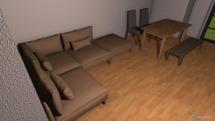 Raumgestaltung Papp2 in der Kategorie Empfang