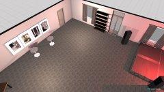 Raumgestaltung Saal CVJM in der Kategorie Empfang