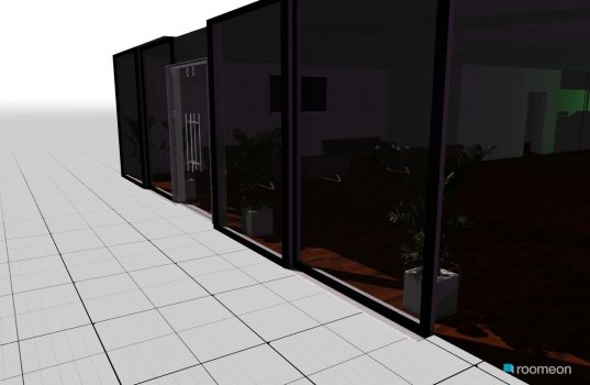 Raumgestaltung Shisha Lounge 2 in der Kategorie Empfang