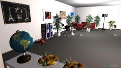 Raumgestaltung TEM Raum  in der Kategorie Empfang