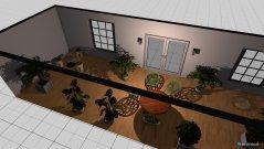 Raumgestaltung Terrasse in der Kategorie Empfang