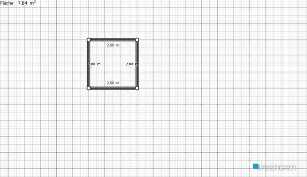 Raumgestaltung Test1 in der Kategorie Empfang
