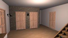 Raumgestaltung Vorraum in der Kategorie Empfang