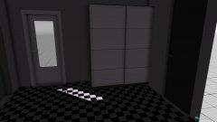 Raumgestaltung Vorzimmer in der Kategorie Empfang