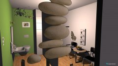 Raumgestaltung Wartezimmer Praxis in der Kategorie Empfang