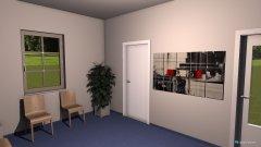 Raumgestaltung Wartezimmer in der Kategorie Empfang