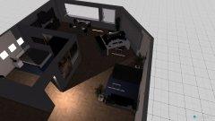 Raumgestaltung WG Projekt in der Kategorie Empfang