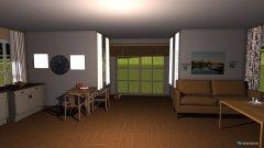 Raumgestaltung wohnküche in der Kategorie Empfang