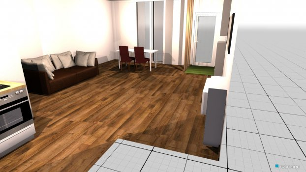 Raumgestaltung Wohnung  in der Kategorie Empfang