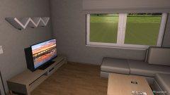 Raumgestaltung Wohnzimmer3 in der Kategorie Empfang