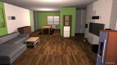 Raumgestaltung Wohnzimmer in der Kategorie Empfang